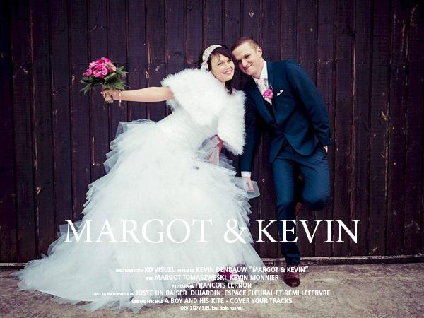 Mariage Margot et Kevin