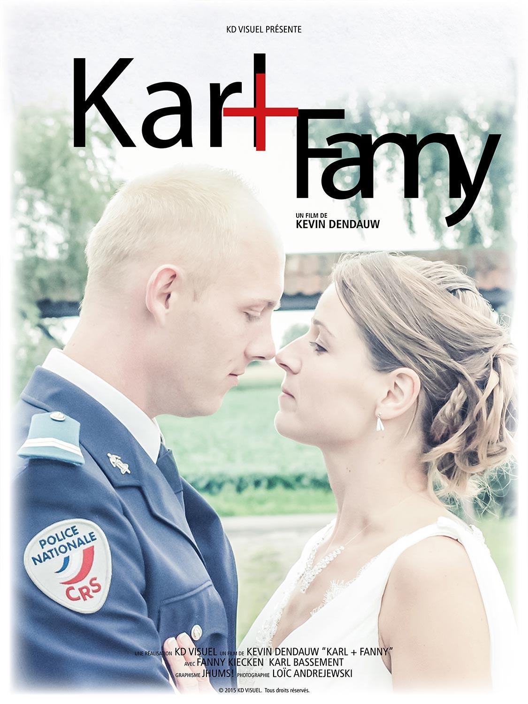 Affiche Fanny et Karl
