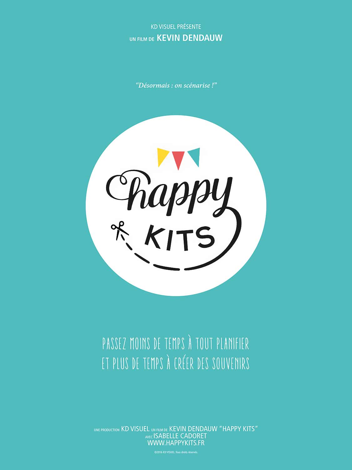 Affiche Happy Kits