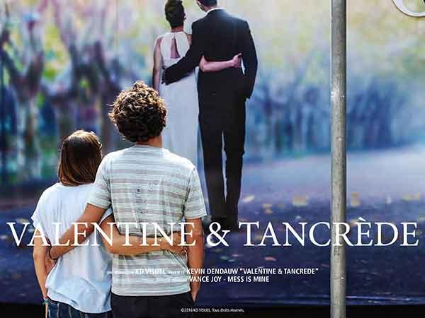 Mariage Valentine et Tancrede