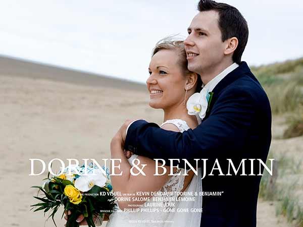 Mariage Dorine et Benjamin