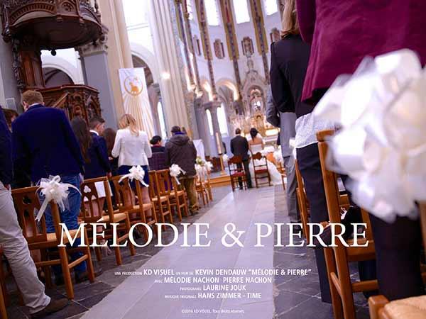 Mariage Mélodie & Pierre