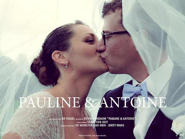 Mariage Pauline et Antoine