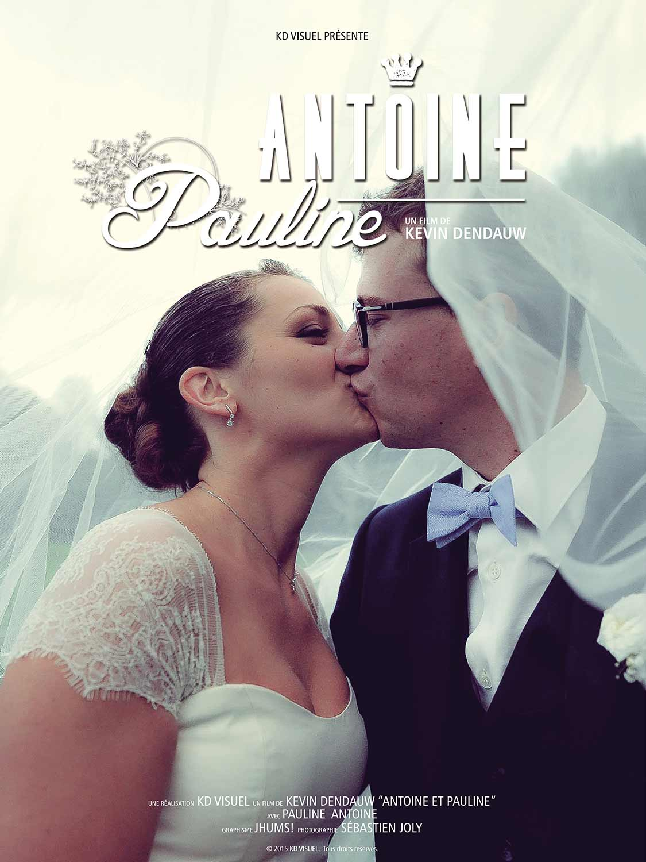 Affiche Pauline et Antoine
