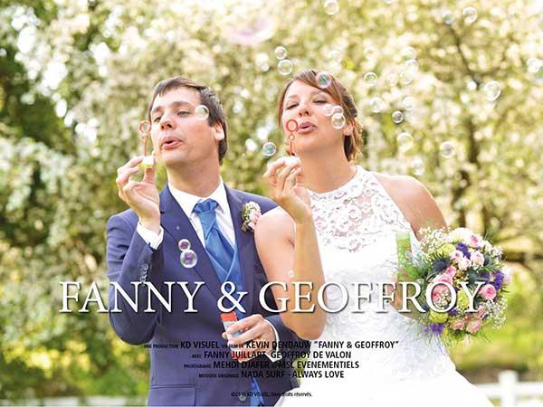 Mariage Fanny et Geoffroy