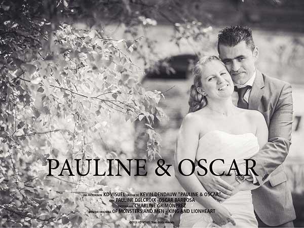 Mariage Pauline et Oscar