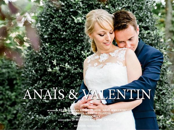 Mariage Anaïs et Valentin
