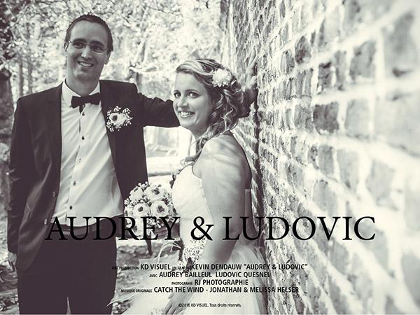 Mariage Audrey et Ludovic
