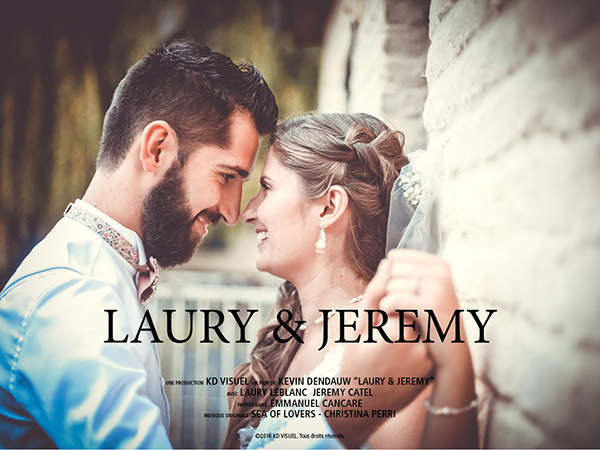 Mariage Laury et Jérémy