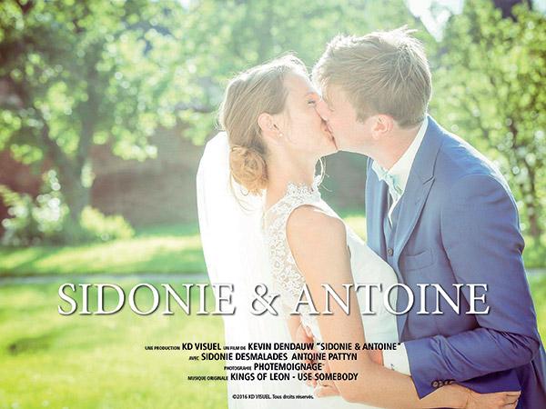 Mariage Sidonie et Antoine