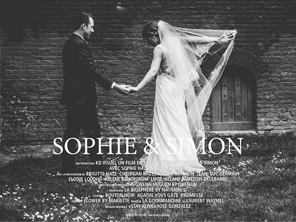 Mariage Sophie et Simon