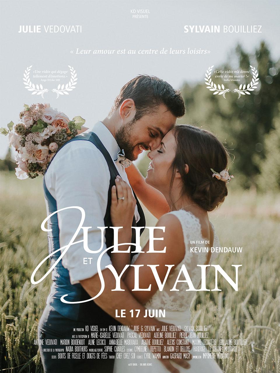 Mariage de Julie et Sylvain
