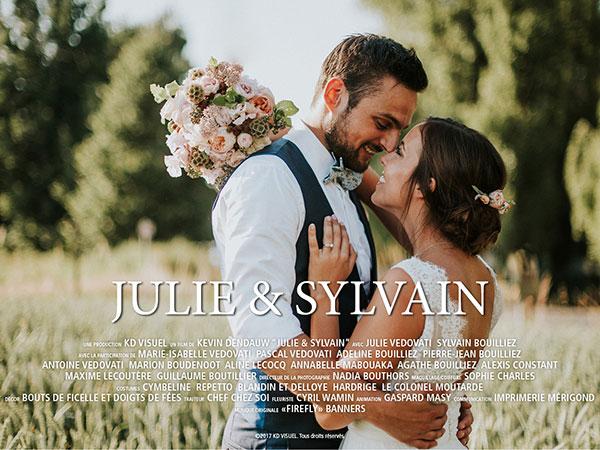 Mariage Julie et Sylvain