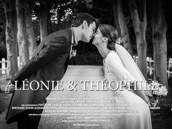 Mariage Léonie et Théophile
