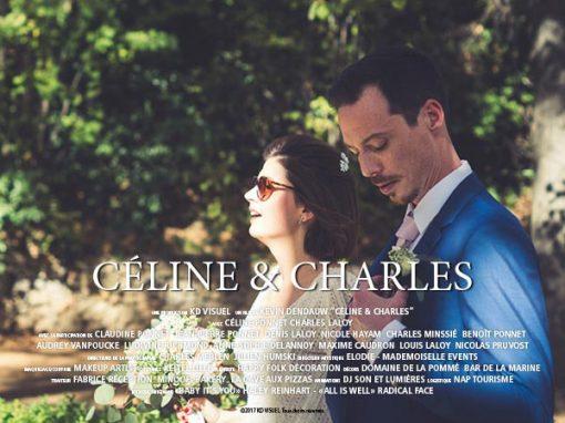 Mariage Céline et Charles