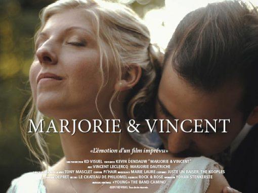 Mariage Marjorie et Vincent