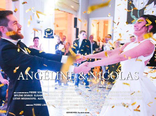 Mariage Angéline et Nicolas