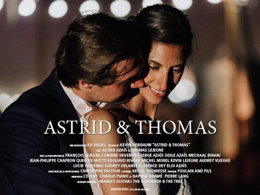 Mariage Astrid et Thomas