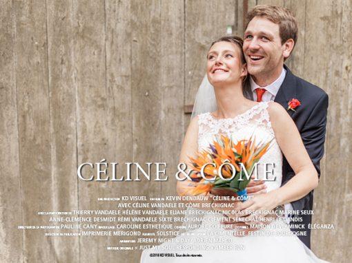 Mariage Céline et Côme