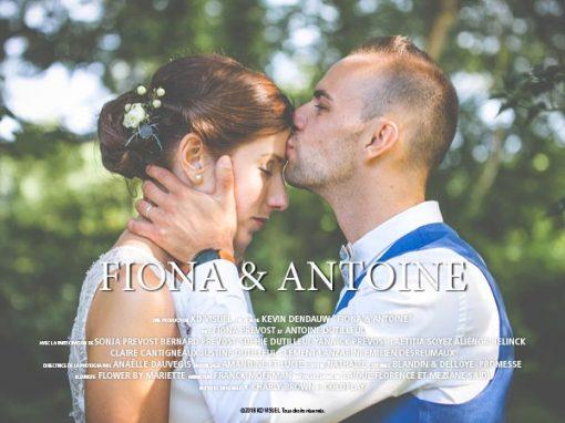 Mariage Fiona et Antoine