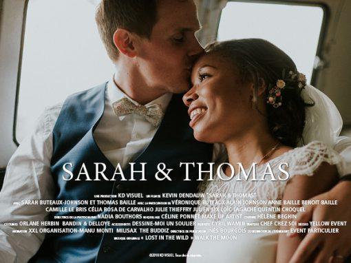 Mariage Sarah et Thomas