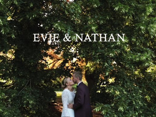 Mariage Evie et Nathan